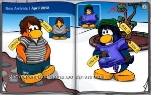 club penguin cheat black bunny costume