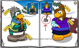 club penguin cheat boy hat with hair recycle tee shirt