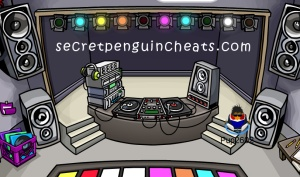 club penguin, penguin nightclub, secret entrance club